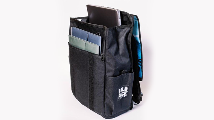 CARD Backpack (Blue) by Paul Romhany... MagicWorld Magic Shop