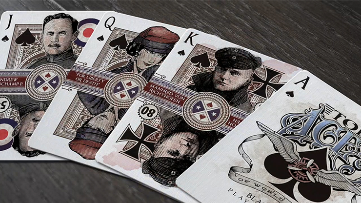 Top Aces of WWI (Signature Edition)... MagicWorld Magic Shop