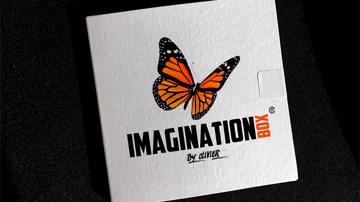 Imagination Box by Olivier Pont... MagicWorld Magic Shop