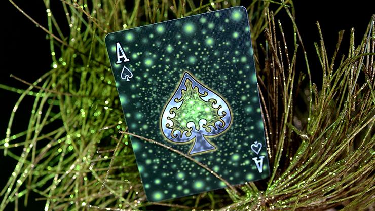 Bicycle Fireflies Playing Cards MagicWorld Magic Shop