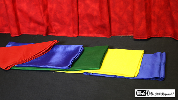 Umbrella Production Silk by Mr.... MagicWorld Magic Shop