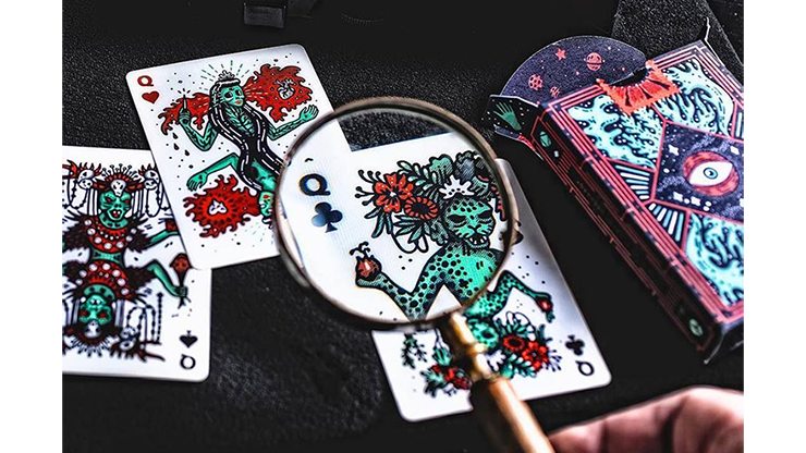 Into the Weird Playing Cards by... MagicWorld Magic Shop