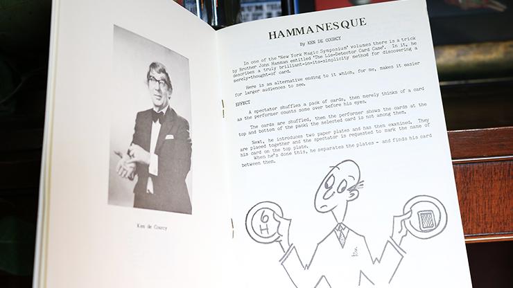 Hammanesque by Ken de Coucey -... MagicWorld Magic Shop