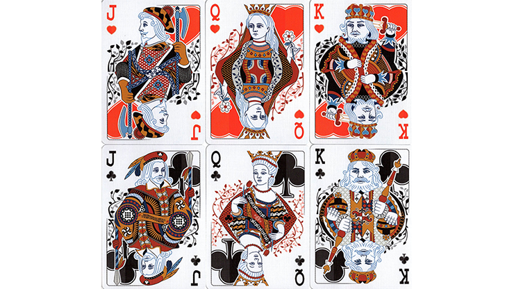 The Guard Slate Playing Cards MagicWorld Magic Shop