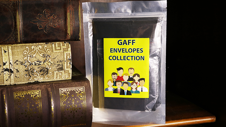 Gaff Envelopes Collection by Sven... MagicWorld Magic Shop