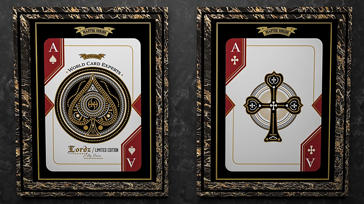 The Master Series - Lordz by De'vo (Limited Edition) Playing Cards