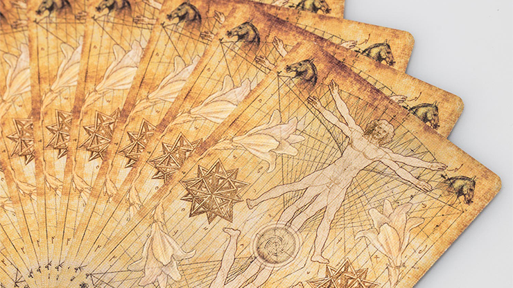 Leonardo MMXVIII Gold Edition by... MagicWorld Magic Shop