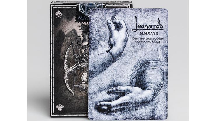 Leonardo MMXVIII Silver Edition... MagicWorld Magic Shop
