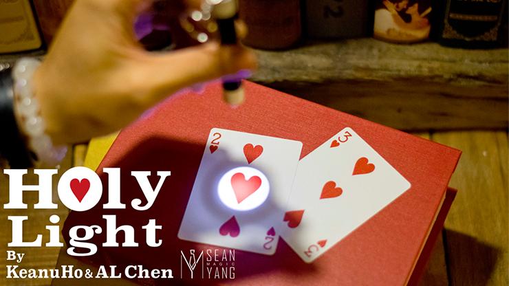 Holy light by Keanu Ho & AL Chen... MagicWorld Magic Shop