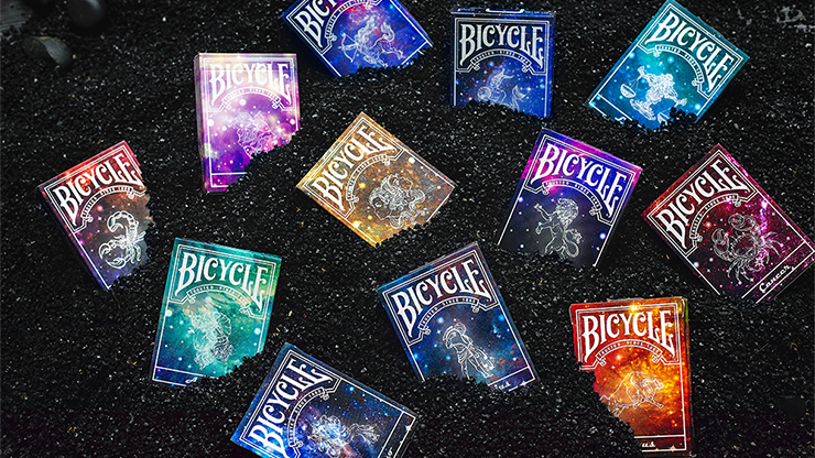 Bicycle Constellation Series (Leo)... MagicWorld Magic Shop