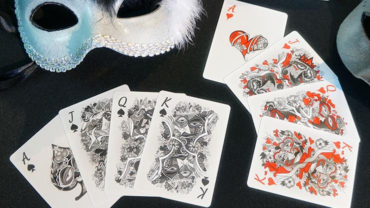 Masquerade: Black Box Edition Playing... MagicWorld Magic Shop