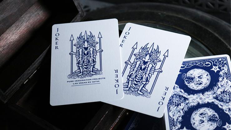 Les Melies Conquest Blue Playing... MagicWorld Magic Shop