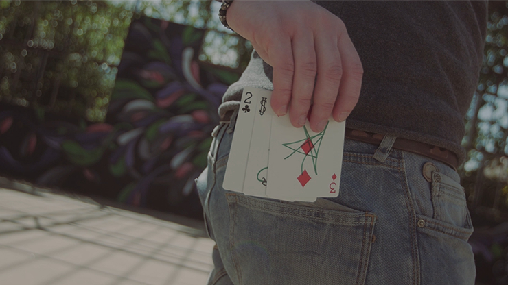 Pocket Collector by Jordan Victoria and Gentlemen's Magic - Trick