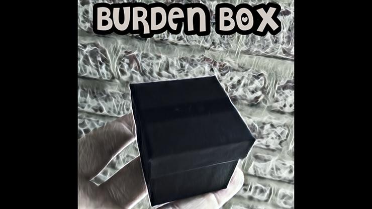 BURDEN BOX by Paul Hamilton - Trick MagicWorld Magic Shop