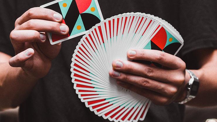 Big Boy No.2 Playing Cards by Toomas... MagicWorld Magic Shop