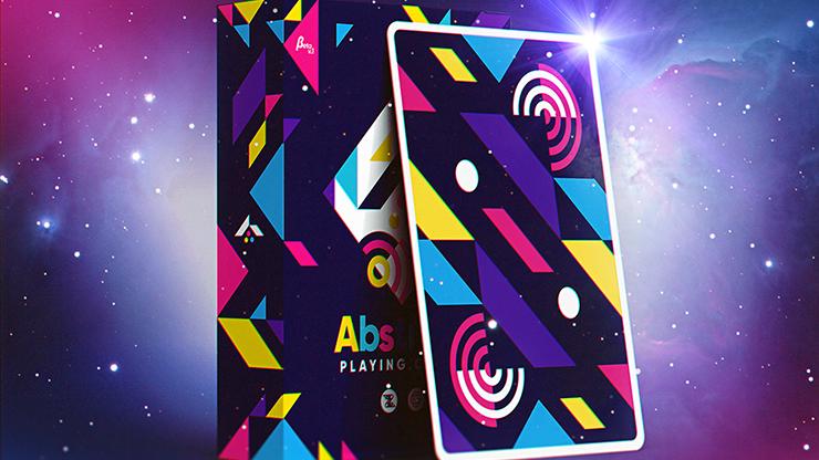 Abstract Playing Cards V1 MagicWorld Magic Shop
