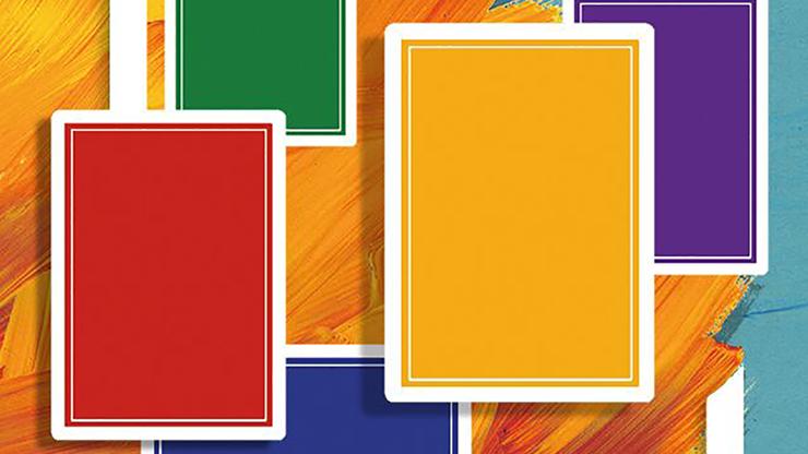 Pure (Green) Playing Cards MagicWorld Magic Shop