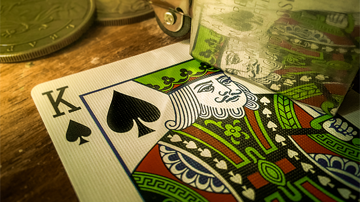 Cardistry Shuriken Playing Cards MagicWorld Magic Shop
