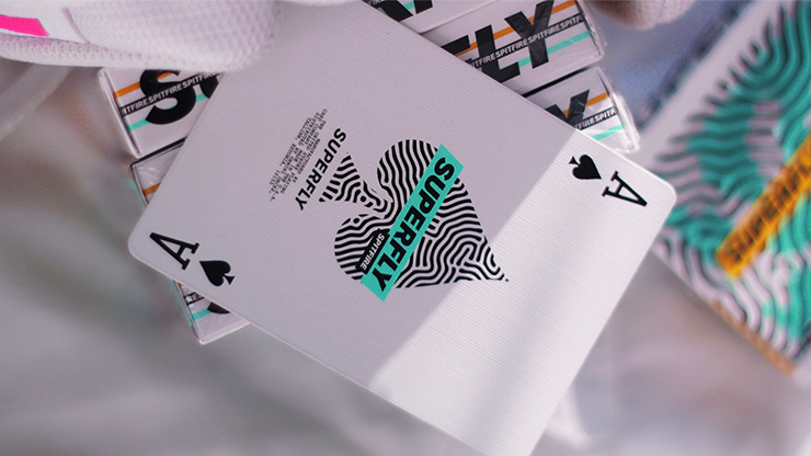 Superfly Spitfire Playing Cards... MagicWorld Magic Shop