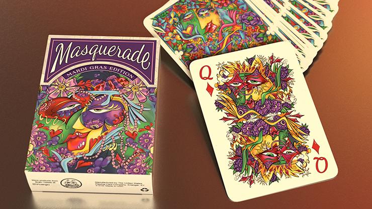 Masquerade: Mardi Gras Edition... MagicWorld Magic Shop
