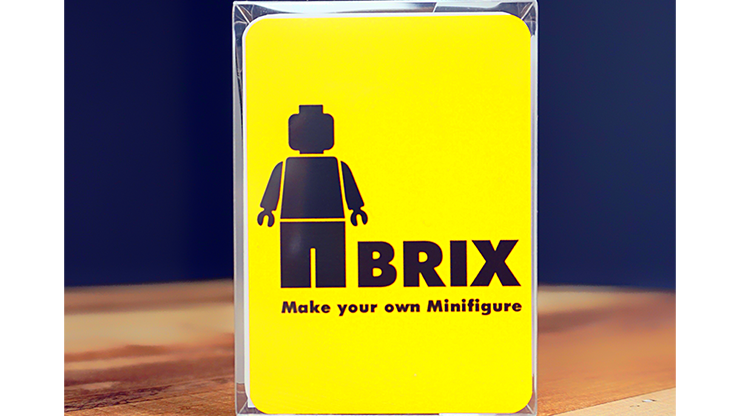BRIX (Gimmick and Online Instructions) by Mr. Pearl and ARCANA - Trick