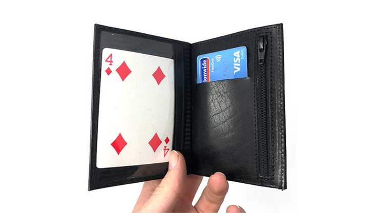 The Z-Fold Wallet by Jerry O'Connell... MagicWorld Magic Shop