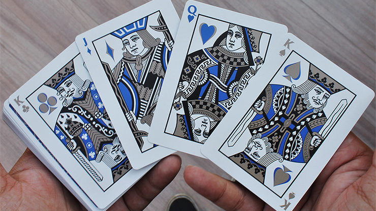 Millennium Playing Cards Luxury... MagicWorld Magic Shop