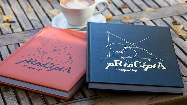Principia by Harapan Ong - Book