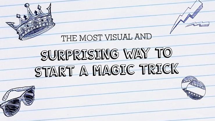 Maxwell's Signature Opener (Gimmicks... MagicWorld Magic Shop
