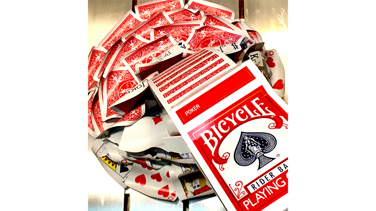Special Edition Cascading Cards... MagicWorld Magic Shop