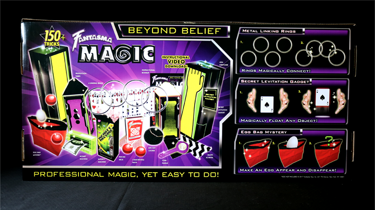 Beyond Belief Magic Set by Fantasma... MagicWorld Magic Shop