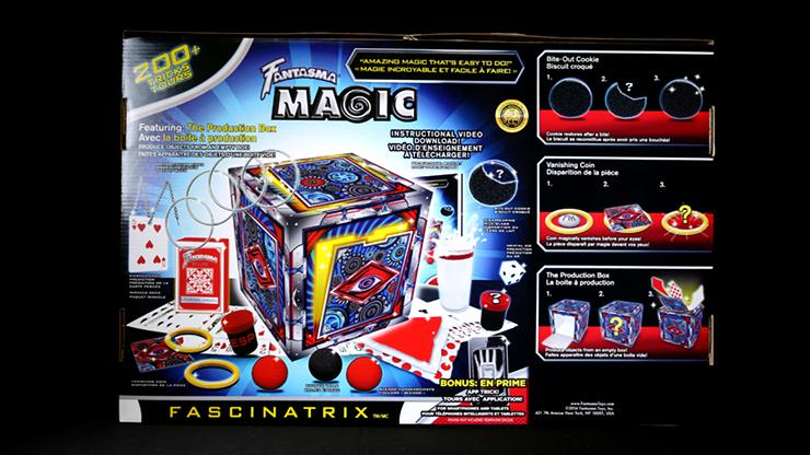 FASCINATRIX Magic Set by Fantasma... MagicWorld Magic Shop