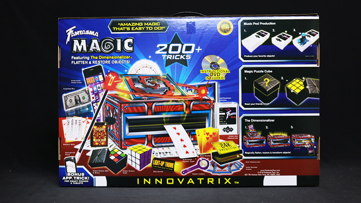 INNOVATRIX Magic Set by Fantasma... MagicWorld Magic Shop