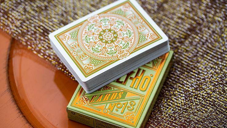 Limited Edition Olive Tally Ho... MagicWorld Magic Shop