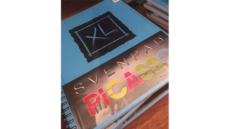 SvenPad® Picasso: Large Solid (No... MagicWorld Magic Shop