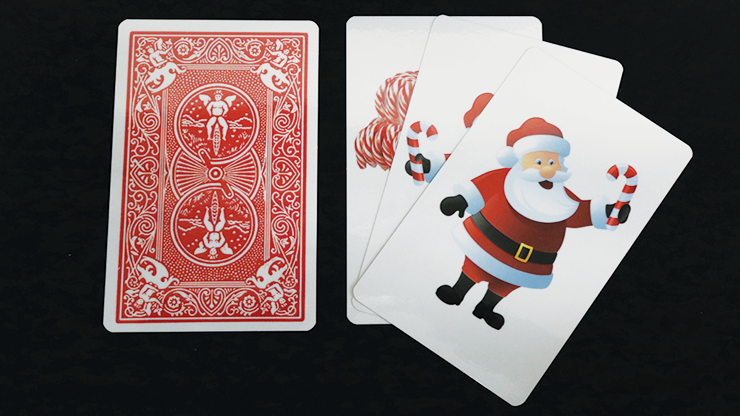 Santa and The Candy Canes by Ickle... MagicWorld Magic Shop