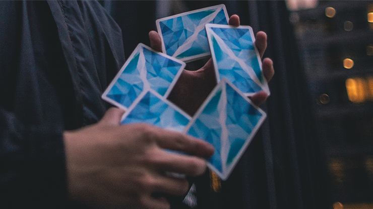 Frozen Art of Cardistry Playing... MagicWorld Magic Shop