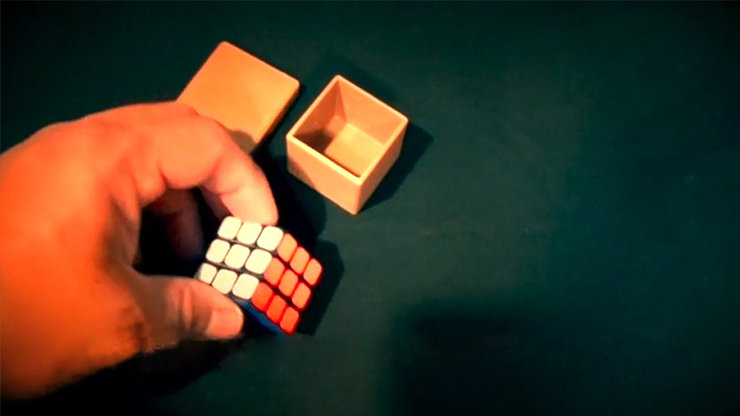 Cube Vision 1-1-6 by Takamiz Usui... MagicWorld Magic Shop