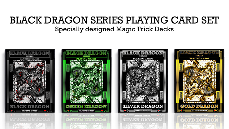Silver Dragon (Standard Edition)... MagicWorld Magic Shop