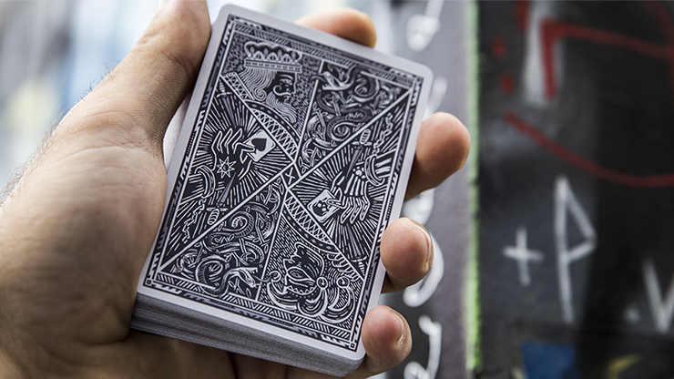 Street Edition Playing Cards by... MagicWorld Magic Shop