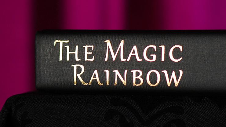 The Magic Rainbow by Juan Tamariz and Stephen Minch - Book