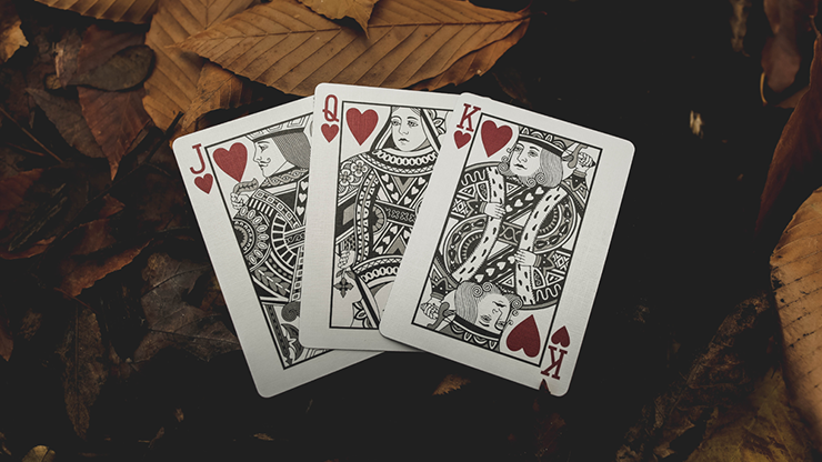 Oriental Playing Cards by Riffle... MagicWorld Magic Shop