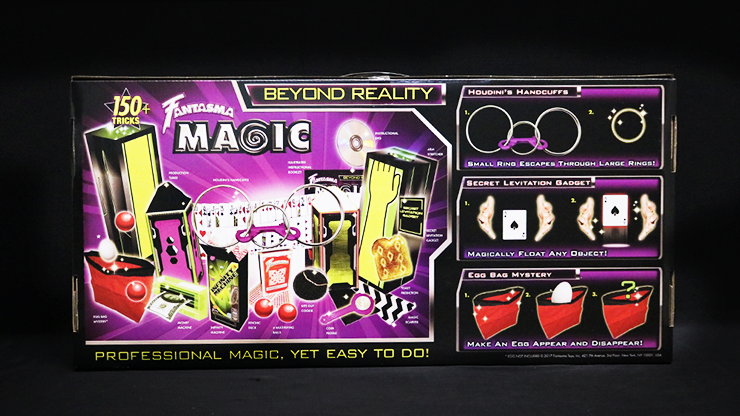 Beyond Reality Magic Set by Fantasma... MagicWorld Magic Shop