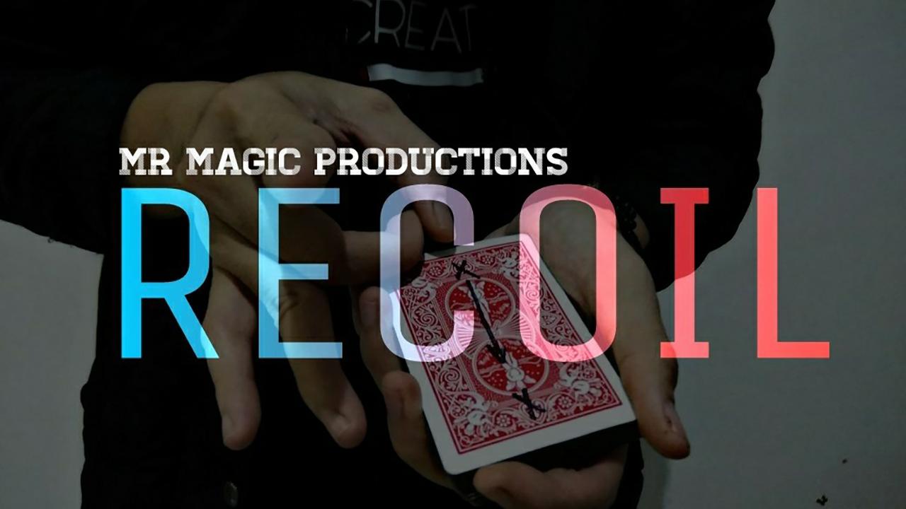 RECOIL by MR Magic Production video DOWNLOAD : MJM Magic, Magic ...